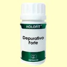 Holofit Depurativo Forte - 50 cápsulas - Equisalud