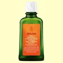 Aceite masaje con Árnica - 100 ml - Weleda