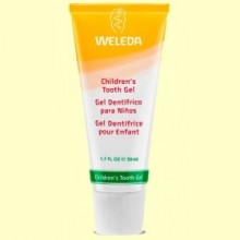 Gel dentífrico para niños - 50 ml - Weleda