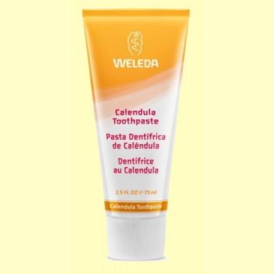 Pasta dentrifica de Calendula - 75 ml - Weleda