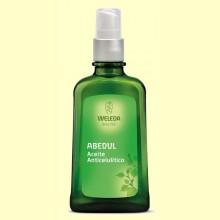 Aceite anticelulítico de Abedul - 100 ml - Weleda