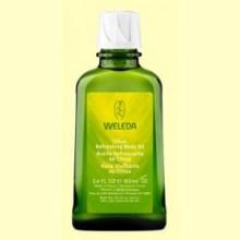 Aceite Corporal de Citrus - 100 ml - Weleda
