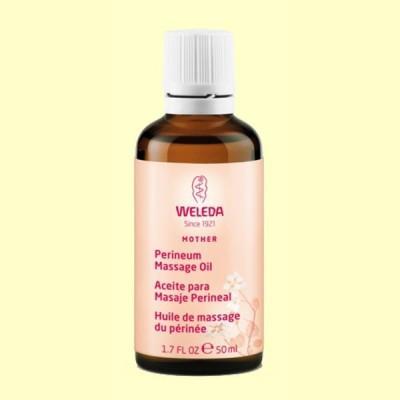 Aceite para Masaje Perineal - 50 ml - Weleda