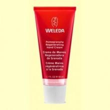 Crema de manos regeneradora de Granada - 50 ml - Weleda