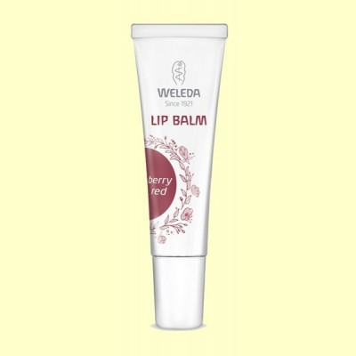 Lip Balm Berry Red - 10 ml - Weleda