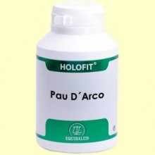 Holofit Pau d'Arco - 180 cápsulas - Equisalud