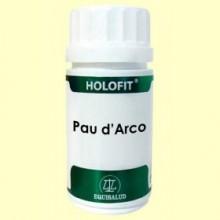 Holofit Pau d'Arco - 50 cápsulas - Equisalud