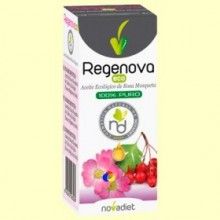 Regenova Aceite ecológico de Rosa Mosqueta - 15 ml - Novadiet
