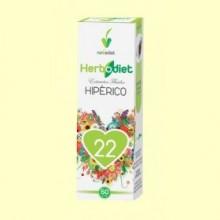 Extracto de Hipérico - 50 ml - Novadiet