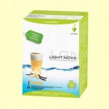Light Nova Vainilla - 6 sobres - Novadiet