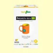 Herbodiet Mazanilla Eco - 20 ud - Novadiet