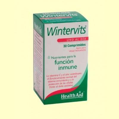 Wintervits - Sistema Inmunitario - 30 comprimidos - Health Aid