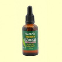 Echinacea infantil Cereza - 50 ml - Health Aid