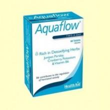 Aquaflow - Retención de líquidos - 60 comprimidos - Health Aid