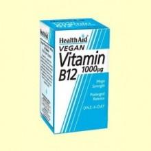 Vitamina B12 1000 ug - 100 comprimidos - Health Aid