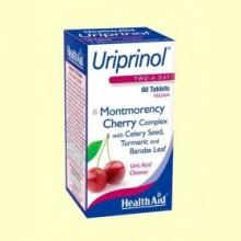 Uriprinol - 60 comprimidos - Health Aid
