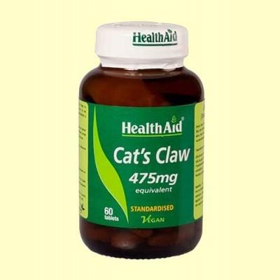 Uña de Gato - 60 comprimidos - Health Aid