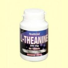 L-Teanina 200 mg - 60 comprimidos - Health Aid