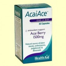 AcaiAce - 30 comprimidos - Health Aid