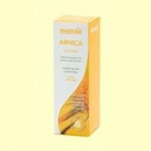 Crema de Árnica - 75 ml - Health Aid