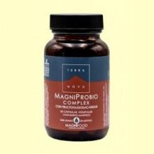 MagniProbio Complex - Probióticos y prebióticos - 50 cápsulas - Terra Nova