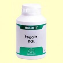 Holofit Regaliz DGL - 180 cápuslas - Equisalud