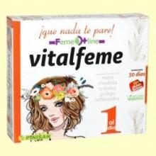 Vitalfeme - 30 cápsulas - Pinisan Laboratorios