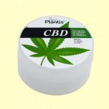 Crema CBD Relaja y calma la piel - 50 ml - Plantis