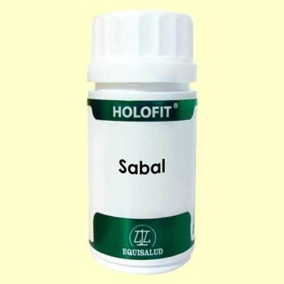 Holofit Sabal - 50 cápsulas - Equisalud