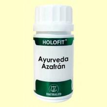 Holofit Ayurveda Azafrán - 50 cápsulas - Equisalud