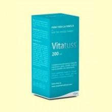 Vitatuss - 200 cápsulas - Vitae