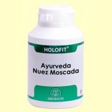 Holofit Ayurveda Nuez Moscada - 180 cápsulas - Equisalud