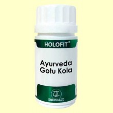 Holofit Ayurveda Gotu Kola - 50 cápsulas - Equisalud