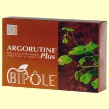 Biopôle Argorutina Plus - 20 ampollas - Bipole