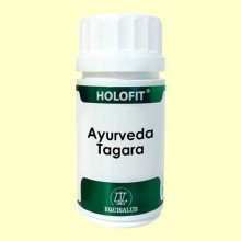 Holofit Ayurveda Tagara - 50 cápsulas - Equisalud