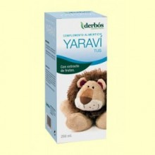 Yaraví Tus - Jarabe Infantil - 250 ml - Derbós *