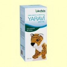 Yaraví Baby Apetite - Jarabe infantil - 250 ml - Derbós