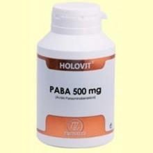 Holovit PABA 500mg - 180 cápsulas - Equisalud