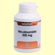 Holovit Nicotinamida 500mg - 180 cápsulas - Equisalud