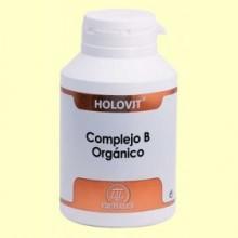 Holovit Complejo B Orgánico - 180 cápsulas - Equisalud
