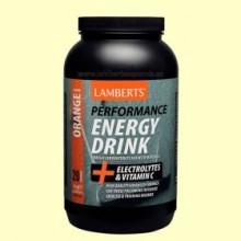Bebida Energética Performance Energy Drink Naranja - 1 kg - Lamberts