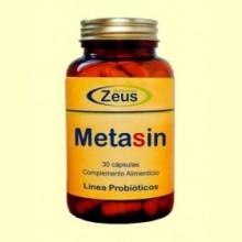 Metasin - 30 cápsulas - Zeus