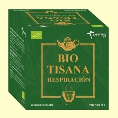 Biotisana Respiración Ensobradas - 15 pirámides - Josenea