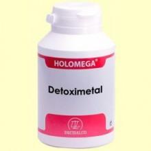 Holomega Detoximetal - 180 cápsulas - Equisalud