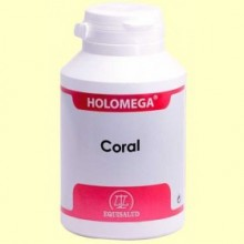 Holomega Coral - 180 cápsulas - Equisalud