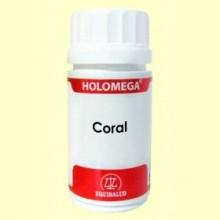 Holomega Coral - 50 cápsulas - Equisalud