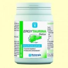 Ergytaurina Detox - 60 cápsulas - Nutergia