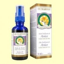 Aceite de Árnica - 50 ml - Marnys