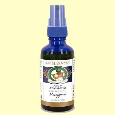 Aceite de Macadamia - 50 ml - Marnys