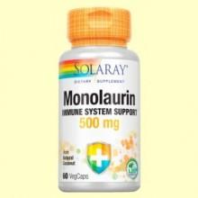 Monolaurin - 60 comprimidos - Solaray